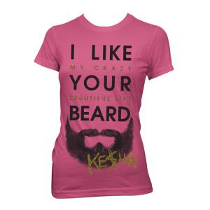 I Like Your Beard Jr. Tee