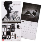 Adam Lambert 2015 Square 12x12 Calendar