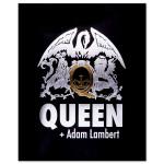 Queen + Adam Lambert 2014 Tour Program