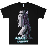Adam Lambert Shades Of Lambert T-Shirt