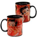 Betty Boop Men Coffee 18oz Ceramic Mug