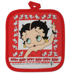Betty Boop n Pudgy Pot Holder