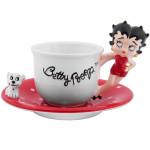 """Betty Boop 3"""" Teacup / Saucer"""