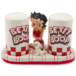 Betty Boop Classic Salt / Pepper Set