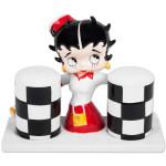 Betty Boop Diner Salt / Pepper Set
