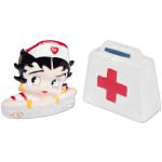 Betty Boop Nurse Salt and Pepper Shakers