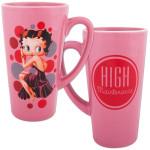 Betty Boop 14oz Ceramic Latte Mug