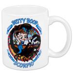 Betty Boop Scorpio Zodiac Mug