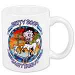 Betty Boop Sagittarius Zodiac Mug