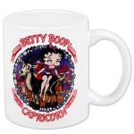 Betty Boop Capricorn Zodiac Mug