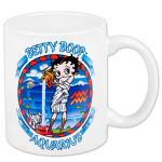Betty Boop Aquarius Zodiac Mug
