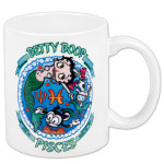 Betty Boop Pisces Zodiac Mug