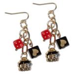 Betty Boop Hanging Earrings