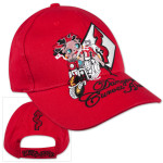 Betty Boop Dangerous Curves Adjustable Cap