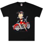 Betty Boop Biker T-Shirt