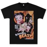 Betty Boop Boyfriend Beast T-shirt