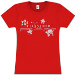 Betty Boop Fleischer Studios Ladies T-shirt