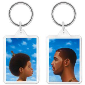 Drake Nothing Was The Same Album Keychain