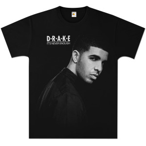 Drake Never Enough Profile T-Shirt