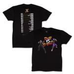Drake vs. Lil Wayne Combat Dateback T-Shirt