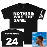 Drake Nothing Was The Same Deluxe CD Bundle