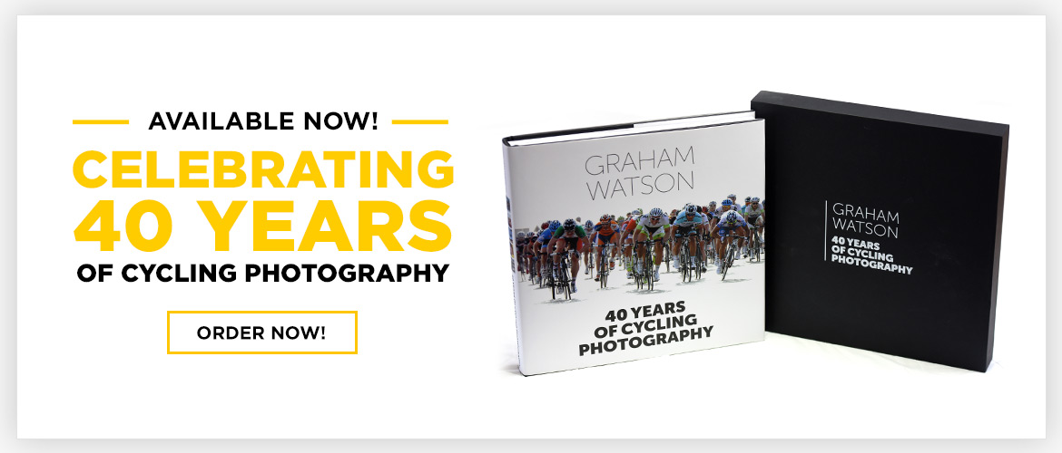 40 Years of Cycling Now Available