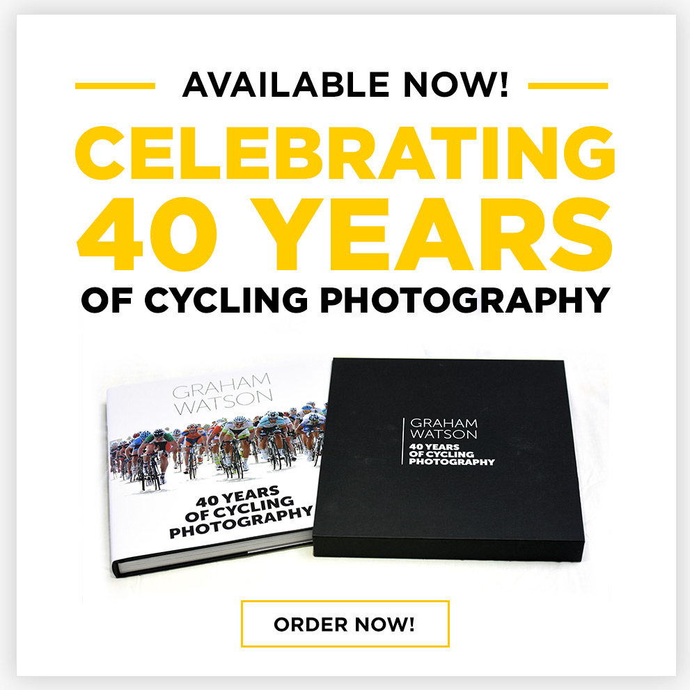 40 Years of Cycling Now Available!