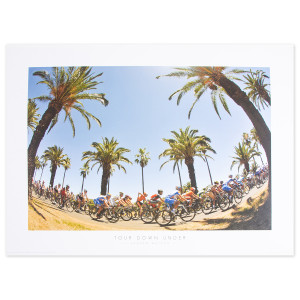 2010 Tour Down Under Poster