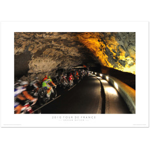 2010 Tour de France - Grotto of Maz d' Azil