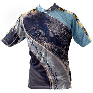 Paris-Nice Reservoir Cycling Jersey - Men's Cut