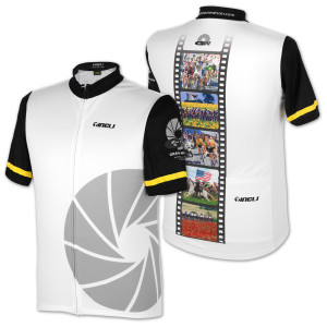 Graham Watson 2013 Tineli Short Sleeve Jersey - Tour de France