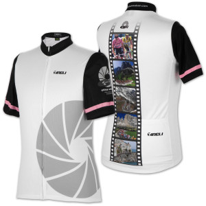 Graham Watson Short Sleeve Jersey - Giro d'Italia
