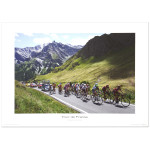 Tour de France 2011 Poster
