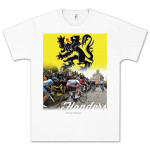 Tour of Flanders White T-Shirt