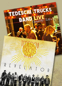 Check out other Tedeschi Trucks Band albums
