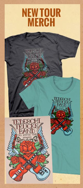 Shop the new 2014 Tour Items!