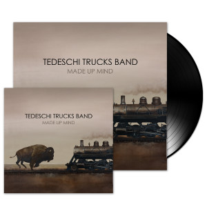 TTB Made Up Mind Bundle CD and LP with Digital Download Card