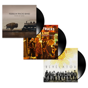 TTB Music Lovers Bundle - LP