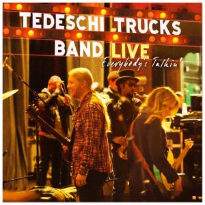 Tedeschi Trucks Band - Everybody's Talkin' CD