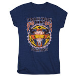 TTB 2014 Women's Spring/Summer Tour Shirt - Navy
