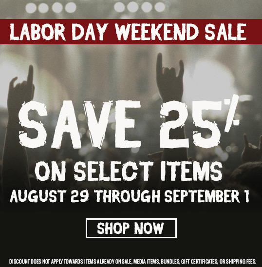 Labor Day Sale 2014