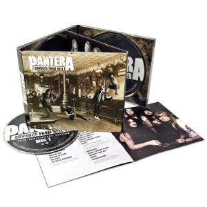 Cowboys from Hell 20th Anniversary Deluxe CD