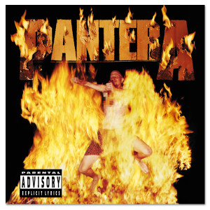 Pantera Reinventing The Steel CD