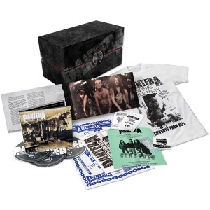 Cowboys From Hell The Ultimate Edition Box Set