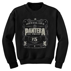 Pantera No. 5 Crewneck Sweatshirt