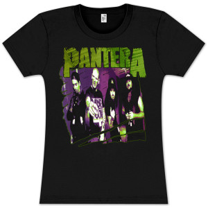 Pantera Group Sketch Junior T Shirt