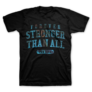 Pantera Stronger Than All T-Shirt
