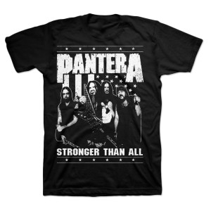 Pantera US Flag Photo T-Shirt