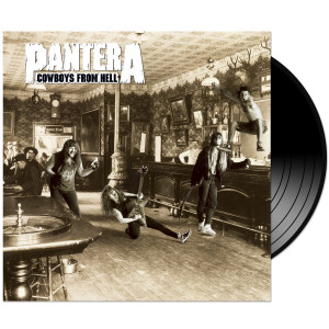 Pantera Cowboys From Hell - 2LP 180 Gram Vinyl
