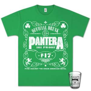 Pantera St Patrick's Day 101 Proof Bundle